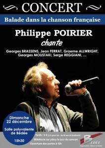 Affiche Bédée 22.12.2013
