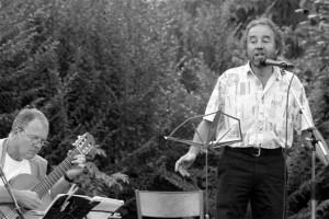 Ballade avec Brassens sept 2004