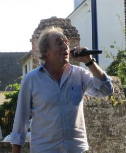 Apéro-Concert à Saint Benoît des Ondes - Juillet 2014