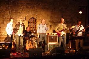 Avec les amis de Moulins en juin 2009