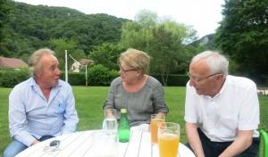 Echanges avec Guy THOMAS et son épouse